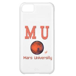 Caso del iPhone 5 de la universidad de Marte