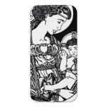 Caso del iPhone 5 de la Virgen y del niño iPhone 5 Funda