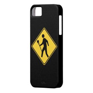 Caso del iphone 5 de Lacrossing iPhone 5 Protector
