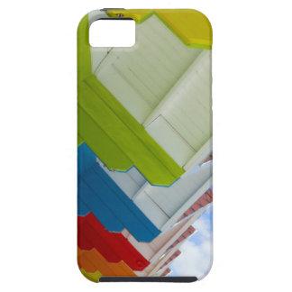 Caso del iPhone 5 de las chozas de la playa duro iPhone 5 Carcasas