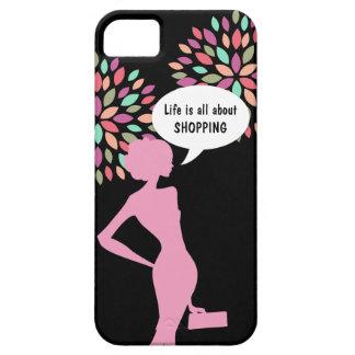 Caso del iPhone 5 de las compras iPhone 5 Protector