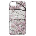 Caso del iPhone 5 de las flores de cerezo 10