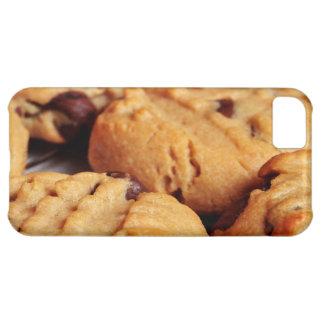 Caso del iphone 5 de las galletas funda para iPhone 5C