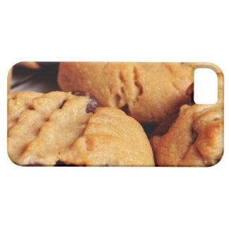 Caso del iphone 5 de las galletas iPhone 5 carcasa