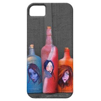 Caso del iPhone 5 de las hermanas de Botel iPhone 5 Carcasas