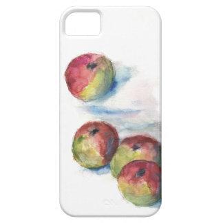 caso del iphone 5 de las manzanas iPhone 5 Case-Mate cárcasa