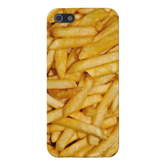 Caso del iPhone 5 de las patatas fritas iPhone 5 Cobertura