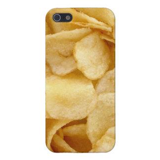 Caso del iPhone 5 de las patatas fritas iPhone 5 Carcasas