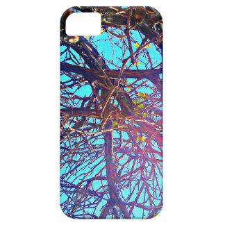 Caso del iPhone 5 de las ramas de árbol iPhone 5 Carcasa