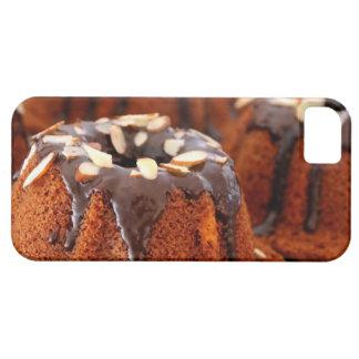 Caso del iphone 5 de las tortas funda para iPhone 5 barely there