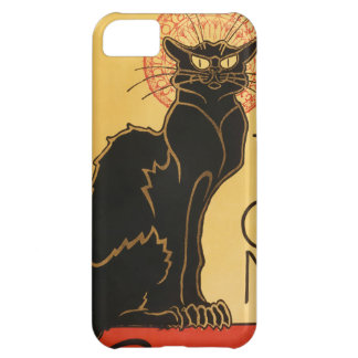 Caso del iPhone 5 de Le Chat Noir