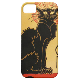 Caso del iPhone 5 de Le Chat Noir iPhone 5 Coberturas