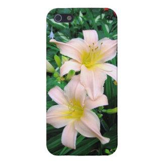 Caso del iPhone 5 de Lilly iPhone 5 Carcasas