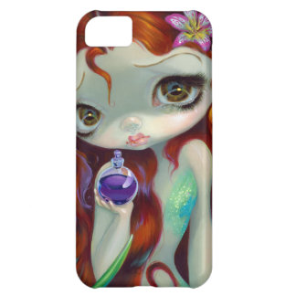 "Caso del iPhone 5 ""de little mermaid"""
