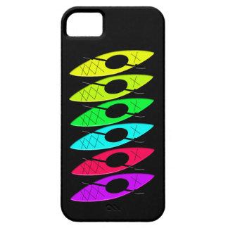 Caso del iPhone 5 de los amantes del kajak iPhone 5 Cárcasa