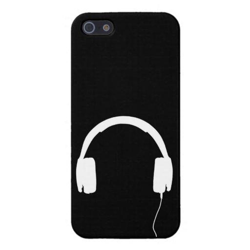 Caso del iPhone 5 de los auriculares iPhone 5 Protector