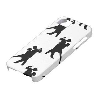 Caso del iPhone 5 de los bailarines del salón de iPhone 5 Fundas