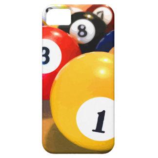 Caso del iPhone 5 de los billares iPhone 5 Case-Mate Funda