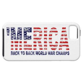 'Caso del iPhone 5 de los campeones de la guerra iPhone 5 Funda