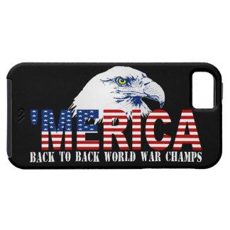 Caso del iPhone 5 de los campeones de la guerra m iPhone 5 Cárcasas