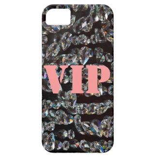 Caso del iPhone 5 de los cristales del VIP iPhone 5 Case-Mate Cárcasas