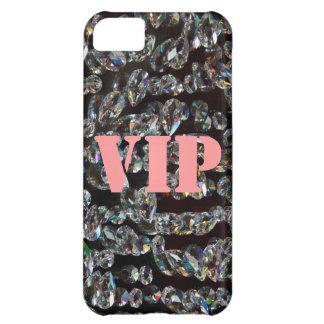 Caso del iPhone 5 de los cristales del VIP