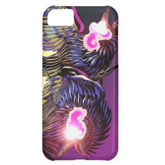 Caso del iPhone 5 de los cuervos