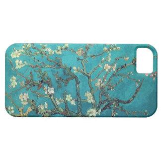 Caso del iPhone 5 de los flores de la almendra de iPhone 5 Case-Mate Carcasa