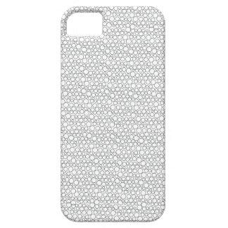 Caso del iPhone 5 de los GUIJARROS en 1201 iPhone 5 Cárcasa