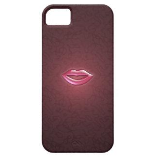Caso del iPhone 5 de los labios iPhone 5 Case-Mate Funda