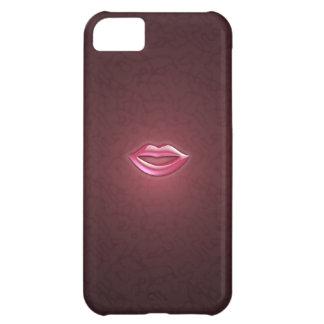 Caso del iPhone 5 de los labios
