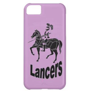 Caso del iPhone 5 de los LANCEROS