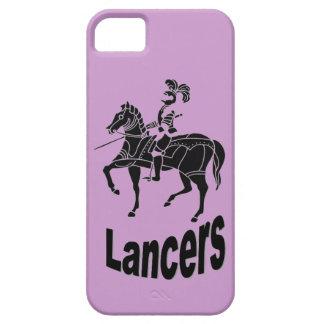 Caso del iPhone 5 de los LANCEROS iPhone 5 Carcasas