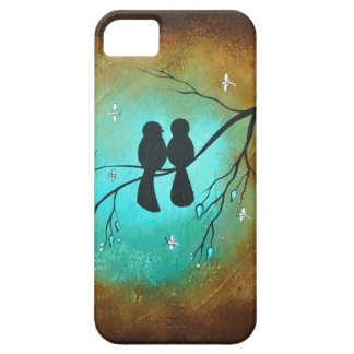 Caso del iPhone 5 de los mirlos y de las libélulas iPhone 5 Case-Mate Cárcasas