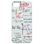 Caso del iPhone 5 de los números de fórmulas de la iPhone 5 Case-Mate Carcasas