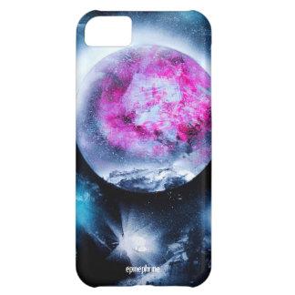 """Caso del iPhone 5 """"de los planetas"""" Funda Para iPhone 5C"""