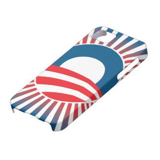Caso del iPhone 5 de los rayos de esperanza de iPhone 5 Funda