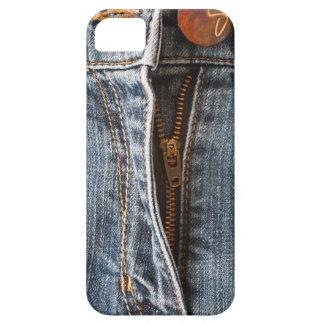 Caso del iPhone 5 de los vaqueros iPhone 5 Case-Mate Protector