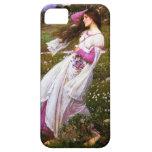 Caso del iPhone 5 de los Windflowers del Waterhous iPhone 5 Case-Mate Coberturas