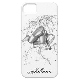 Caso del iPhone 5 de los zapatos de ballet del iPhone 5 Carcasas