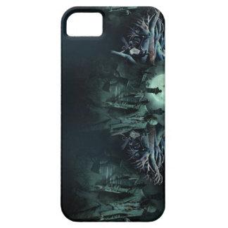caso del iPhone 5 de los zombis Funda Para iPhone SE/5/5s