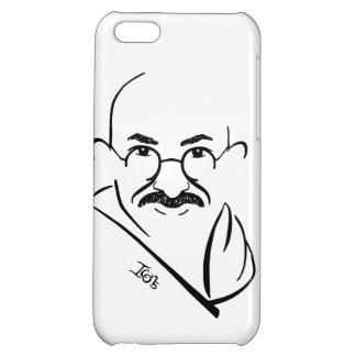 Caso del iPhone 5 de Mahatma Gandhi