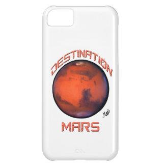 Caso del iPhone 5 de Marte del destino