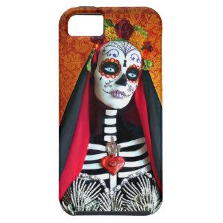 Caso del iPhone 5 de Muerte del La Funda Para iPhone SE/5/5s