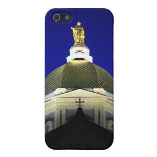 Caso del iPhone 5 de Notre Dame iPhone 5 Fundas