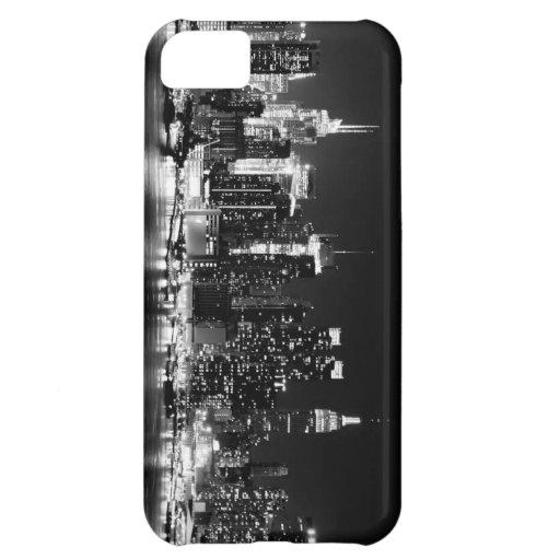 Caso del iPhone 5 de NYC Funda Para iPhone 5C