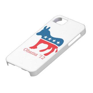 Caso del iPhone 5 de Obama 12 iPhone 5 Funda