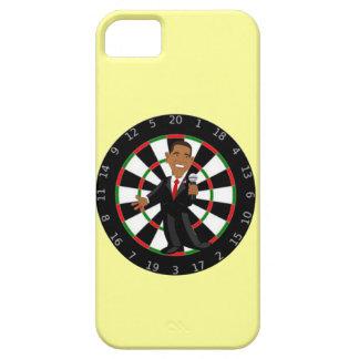 Caso del iPhone 5 de Obama de la diana iPhone 5 Funda