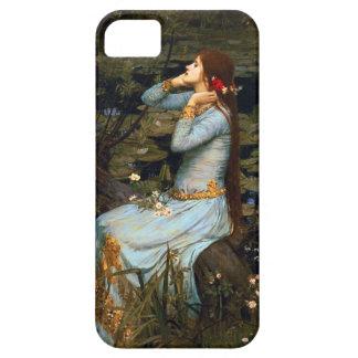 Caso del iPhone 5 de Ofelia del Waterhouse iPhone 5 Case-Mate Coberturas