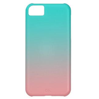 Caso del iPhone 5 de Ombre Funda Para iPhone 5C